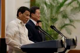 Jumlah Kasus Covid-19 Naik Drastis, Duterte Terapkan Lockdown Ketat di Manila