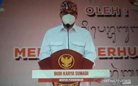 Pelabuhan Sampalan Nusa Penida Ditargetkan Rampung Juni 2021