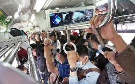 Penumpang KRL Terus Bertambah, Siang Ini Tembus 202.779 Orang