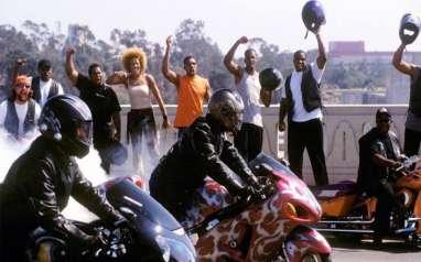 Sinopsis Film Biker Boyz, Kerasnya Dunia Balap Motor Underground