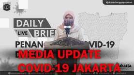 Hari Ini, 3 Agustus 2020, Kasus Corona di Jakarta Tambah 489 Orang