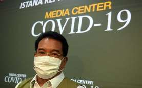 Satgas Covid-19 Ungkap 5 Provinsi dengan Kasus Positif Tertinggi