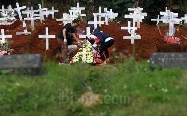 Update Corona 4 Agustus: Kasus Meninggal Bertambah 86 Orang