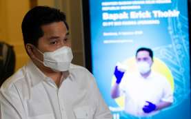 Erick Thohir: Bio Farma Siap Produksi Vaksin Covid-19 Tahun Ini