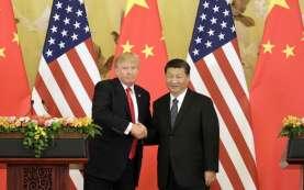 AS-China Sepakat Evaluasi Perjanjian Dagang