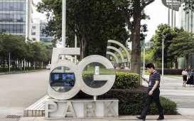 Kabar Pasar: Adu Cepat Gelar 5G, Banting Tulang Menggaet Investor