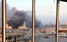 Ledakan Dahsyat di Beirut, KBRI Lebanon: Semua WNI Selamat
