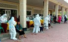 Covid-19 di Surabaya, Kumulatif 9.087 Kasus, 2.586 Orang Masih Dirawat