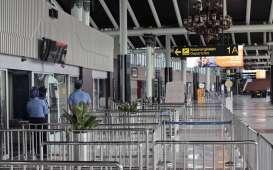 BPS: Angkutan Udara Anjlok 80,23 Persen pada Kuartal II/2020