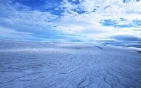 Masa Awal Mars Tertutup Lapisan Es, Bukan Sungai yang Mengalir
