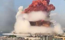 5 Terpopuler Nasional, Pusat Ledakan Beirut Berjarak 7 Km dari KBRI Lebanon dan Ma'ruf Amin Sebut Fatwa Diperlukan di Masa Pandemi Covid-19