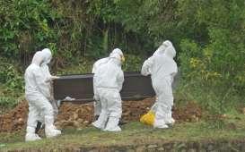 Update Corona 5 Agustus: Kasus Meninggal Bertambah 64 Orang