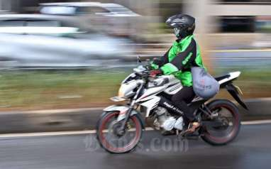 Ojol Jadi Andalan Feeder Angkutan Umum di Jabodetabek
