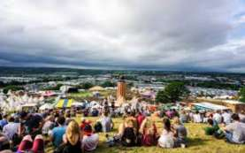 Festival Glastonbury Kemungkinan Baru Digelar Lagi 2022 Mendatang