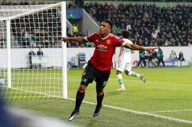Hasil Liga Europa, Inter Milan & Manchester United ke 8 Besar