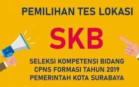 Seleksi CPNS 2019 Pemkot Surabaya, Besok Hari Terakhir Pemilihan Lokasi SKB
