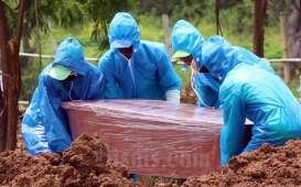 Update Corona 6 Agustus: Kasus Meninggal Bertambah 69 Orang, Jateng Tertinggi