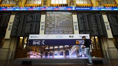 Rilis Laporan Keuangan Emiten Bikin Bursa Eropa Keok dari Pagi