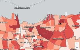Update Corona DKI: Rekor Kasus Baru 597 Orang, Tertinggi di 10 Kelurahan