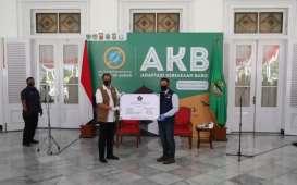 Satgas Covid-19 Salurkan Bantuan Alkes ke Pemprov Jawa Barat