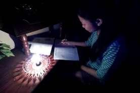 Gegara Layang-Layang, 26 Kali Listrik Padam di Lombok