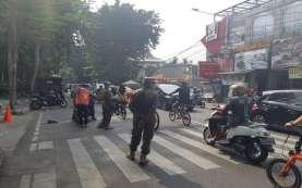 Covid-19 DKI Jakarta: Kasus Positif, Jakarta Pusat Terbanyak