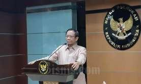 Mahfud Ungkap Alasan Penunjukan Kasad Andika Jadi Wakil Ketua Komite Covid-19 dan PEN