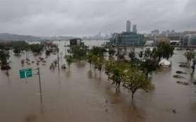 30 Orang Tewas Akibat Banjir dan Tanah Longsor di Korsel