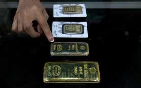 Harga Emas 24 Karat Antam Hari Ini, Selasa 11 Agustus2020
