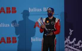 Nissan e.dams Tempati Podium Kedua di Final Formula E Berlin