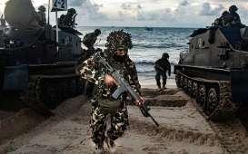 Demi Menjaga Kedaulatan NKRI, TNI AL Gelar Latihan Perang di Tengah Pandemi