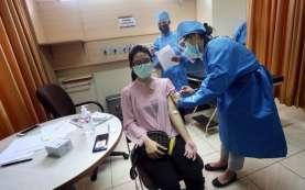 Jokowi Saksikan Penyuntikan Pertama pada 19 Relawan Uji Vaksin Covid-19