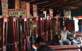 5 Pedagang Positif Covid-19, Kawasan Pujasera Kebayoran Baru Ditutup