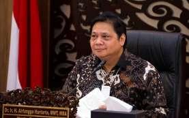 Airlangga: Penyerapan Belanja PEN Sudah Rp1.000 Triliun
