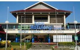 Target Rampung Akhir 2020, Progres Pengembangan Bandara Sam Ratulangi Capai 25 Persen