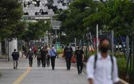 Resesi! Menko Airlangga Proyeksi Pertumbuhan Ekonomi RI 2020 Minus 0,49 Persen