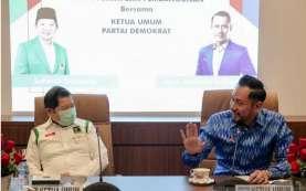 Pilkada Serentak 2020, Demokrat dan PPP Bahas Koalisi di 23 Daerah