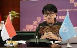 Pimpin Sidang DK PBB, RI Dorong Diplomasi Perdamaian di Masa Pandemi