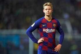 Prediksi Barcelona Vs Munchen: De Jong Anggap Messi Tetap Pemain Terbaik