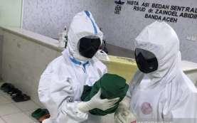 Pasien Positif Covid-19 Melahirkan di Banda Aceh, Begini Kondisi Bayinya