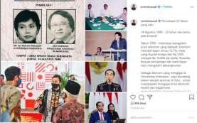 Sri Mulyani Buka-Bukaan Soal Foto Seminar Saat Krisis 1998 Bareng Jokowi