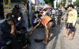 Kumpulkan Denda Rp2,87 Miliar, Anies: Pelanggaran PSBB Meningkat