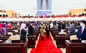 6.300 Personel Gabungan Amankan Sidang Tahunan MPR 2020