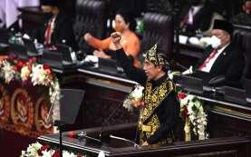Ini Pidato Lengkap Presiden Jokowi dalam Sidang Tahunan MPR DPR 2020