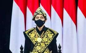 Sampaikan Pidato di Sidang Tahunan MPR RI, Ini Catatan Jokowi Untuk MK