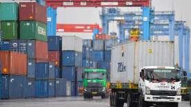 Jokowi: Anggaran Rp414 Triliun untuk Digitalisasi dan Efisiensi Logistik