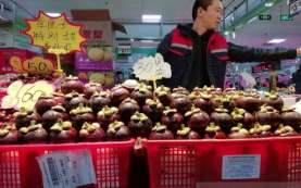 RI Perkecil Defisit Neraca Dagang dengan China, di Bawah US$1 Miliar