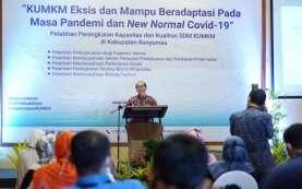 KemenkopUKM Gelar Pelatihan Pacu Pertumbuhan Ekonomi di Daerah