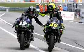 Hasil Kualifikasi GP Austria 2020: Vinales Pole Position, Quartararo Ketiga