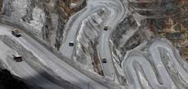 Jalur Lambat Smelter Freeport Indonesia